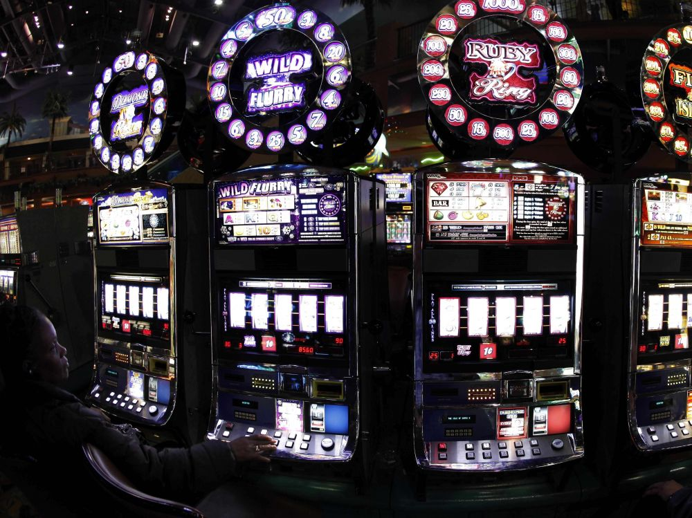 casino machine à sous gratuite